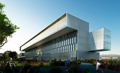Edificio oficinas corporativas real madrid club de f tbol - Oficinas real madrid ...
